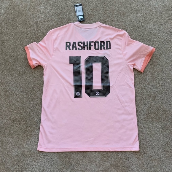 new arrival e2226 695f7 Manchester United Away 18/19 Jersey RASHFORD #10 NWT
